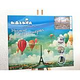 Картина по номерам «Удивительный Париж», КН1148