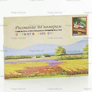 Картина по номерам «Утки», 01586Е051, купить