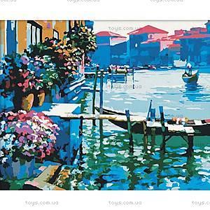 Картина по номерам «Утро в Венеции», КН227