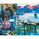 Картина по номерам «Утро в Венеции», КН227, купить