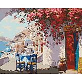 Картина по номерам «Уютный городок», КНО2180, отзывы