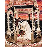 Картина по номерам «В плену любви» 40*50 см, КНО4532