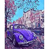 Картина по номерам «В стиле ретро» 40* 50 см, КНО2503
