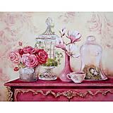 Картина по номерам «Винтажный стиль», КНО2916, фото