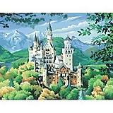 Картина по номерам «Замок Нойшванштайн», SA0128, купить