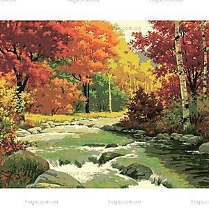 Картина по номерам «Золотая осень», КН2125