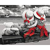 Картина «Подружки навсегда», КНО2304, детские игрушки