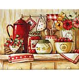 Картина с домашними сладостями, КНО2208, фото
