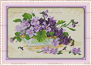Картина «Сиреневая мечта» для рукоделия, H315