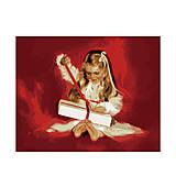 Картина «Сюрприз», рисование по номерам, MG1033
