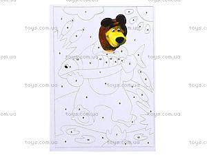 Набор для творчества из песка «Медведь», 2009-7, отзывы