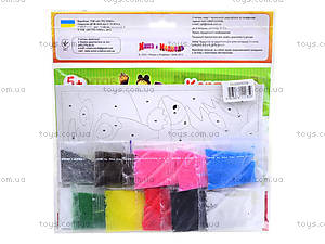 Набор для творчества из песка «Медведь», 2009-7, магазин игрушек