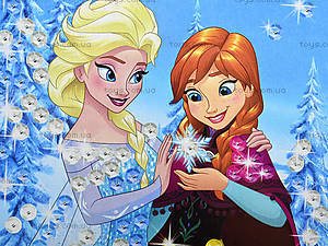 Картинка из пайеток «Анна и Эльза», 4748-09, купить
