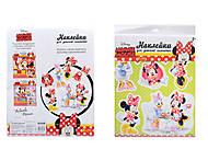 Пайеточные картинки «Мини Маус», 4748-18, купить