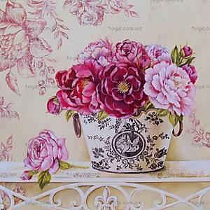 Картина по номерам «Английские розы», КНО2914