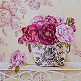 Картина по номерам «Английские розы», КНО2914, отзывы