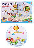 Детская музыкальная карусель (6518), 6518, купить игрушку