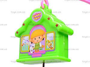 Карусель «Мягкие мишки», 699-8, детские игрушки
