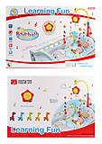 Карусель музыкальная Bed-bell, FS34485, детские игрушки