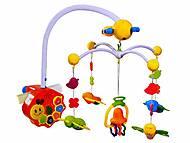 Карусель на кроватку музыкальная, FS-34463N, игрушка