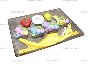 Карусель-погремушка, на кроватку, D881A, детские игрушки
