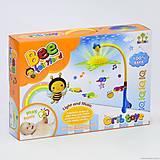 Карусель с ночником-проектором «Пчелки», SL81001A, купить