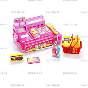 Кассовая машинка с едой и бутылочками, 2338A
