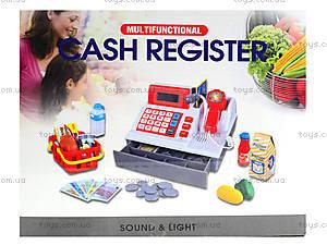 Игрушечный музыкальный кассовый аппарат , 3218, купить