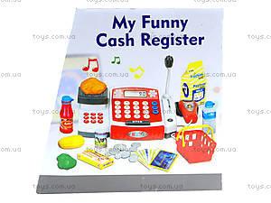 Детский кассовый аппарат с музыкой, 3223N, купить