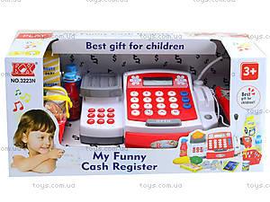 Детский кассовый аппарат с музыкой, 3223N, отзывы