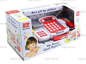 Детский кассовый аппарат с музыкой, 3223N, цена