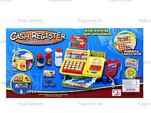 Музыкально-световой кассовый аппарат для детей, 34451, купить