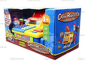 Музыкально-световой кассовый аппарат для детей, 34451, фото