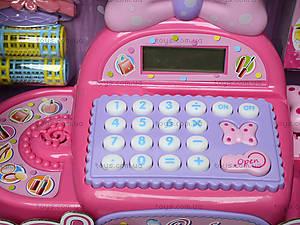 Кассовый аппарат с музыкальными эффектами, 35562, фото