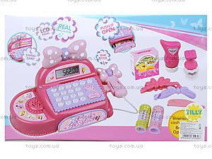 Кассовый аппарат с музыкальными эффектами, 35562, игрушки