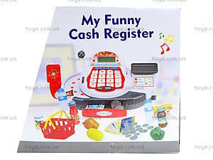 Детский кассовый аппарат для игры, 5613N, купить