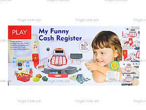 Детский кассовый аппарат для игры, 5613N, фото