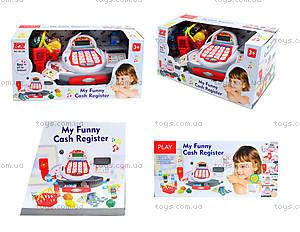 Детский кассовый аппарат для игры, 5613N