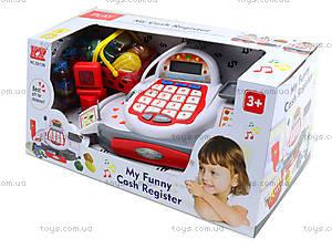 Детский кассовый аппарат для игры, 5613N, отзывы