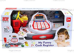 Детский кассовый аппарат для игры, 5613N, цена