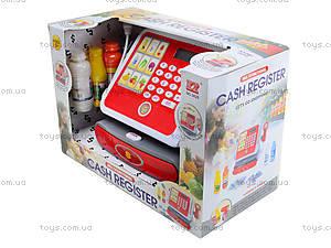 Музыкальный кассовый аппарат, красный, 5628, отзывы