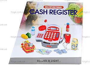 Игрушечный кассовый аппарат в наборе, 5638, купить
