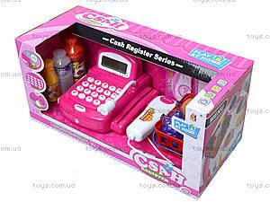 Кассовый аппарат со сканером и продуктами, 8088A-2, фото
