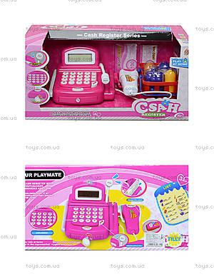Кассовый аппарат со сканером и продуктами, 8088A-2