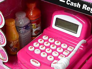 Кассовый аппарат со сканером и продуктами, 8088A-2, отзывы