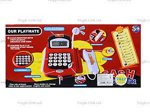 Музыкально-игровой кассовый аппарат для девочек, 8088A, фото