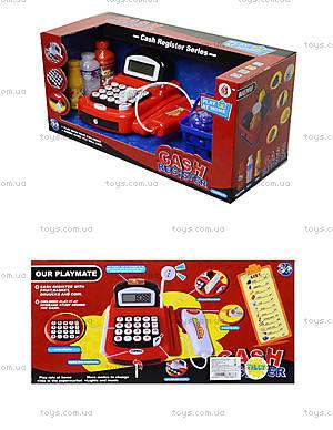 Музыкально-игровой кассовый аппарат для девочек, 8088A