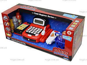 Детский игровой кассовый аппарат для малышей, 8088C, купить