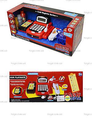 Детский игровой кассовый аппарат для малышей, 8088C