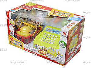 Детский кассовый аппарат с музыкальными эффектами, 888B888C, купить